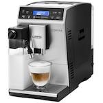 DeLonghi ETAM 29.660.SB Autentica eszpresszó kávéfőző, 1450W, 15 bar, 1.4 literes víztartály, Ezüstszürke/Fekete