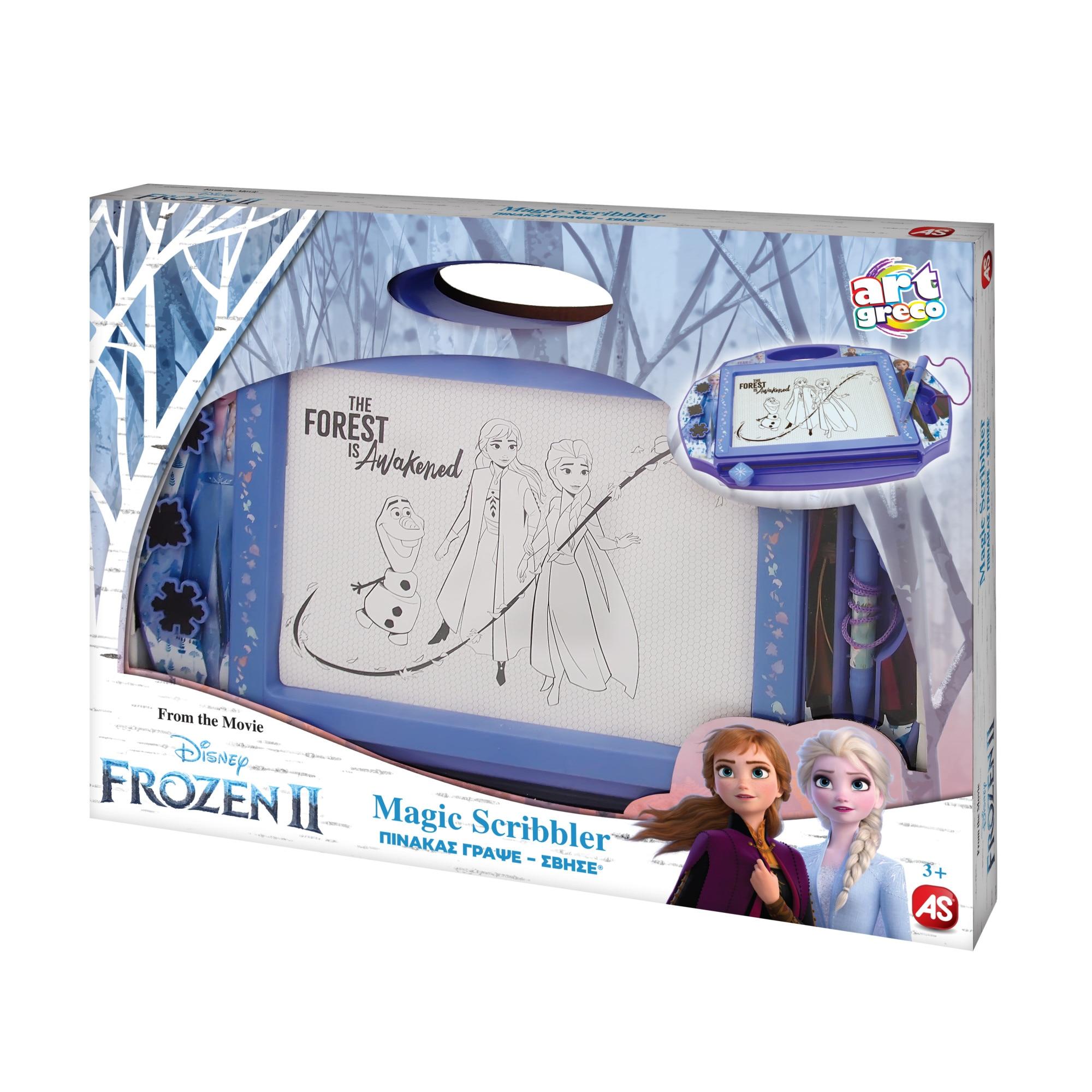 Fotografie Tabla de scris As Art - Magic Scribbler, Frozen II