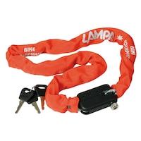 """LAMPA """"Snake"""" Edzett acél lánczár – 100cm"""