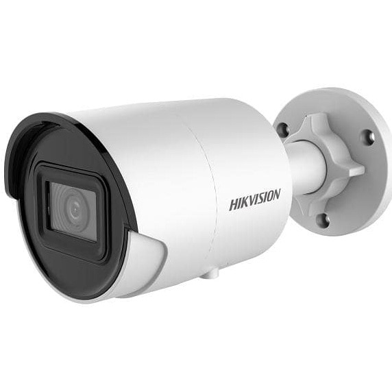 Fotografie Camera de supraveghere Bullet IP Hikvision DS-2CD2086G2-I 2.8 mm, 8MP, IR 30M, PoE, Darkfighter, AcuSense