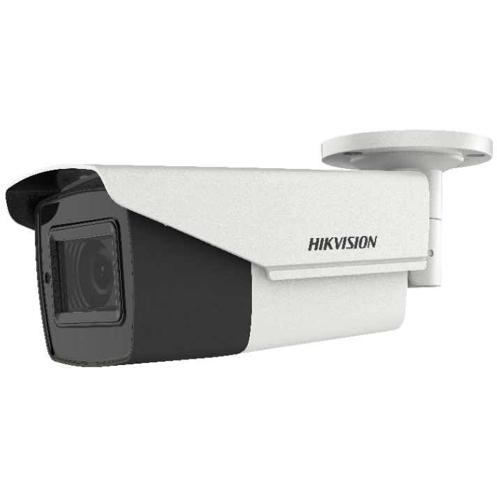Fotografie Camera de supraveghere Bullet Turbo HD Hikvision DS-2CE19H8T-AIT3ZF 2.7 - 13.5 mm, 5MP, IR 80M, Ultra-Low Light