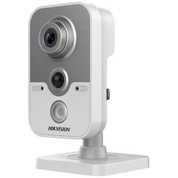 Fotografie Camera de supraveghere Cube Turbo HD Hikvision DS-2CE38D8T-PIR 2.8 mm, 2MP, IR 20 m, PIR, Ultra-Low Light, Microfon