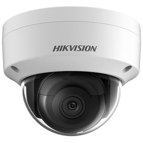 Fotografie Camera de supraveghere Dome IP Hikvision DS-2CD2165FWD-I 2.8 mm, 6MP, IR 30M, PoE, Darkfighter