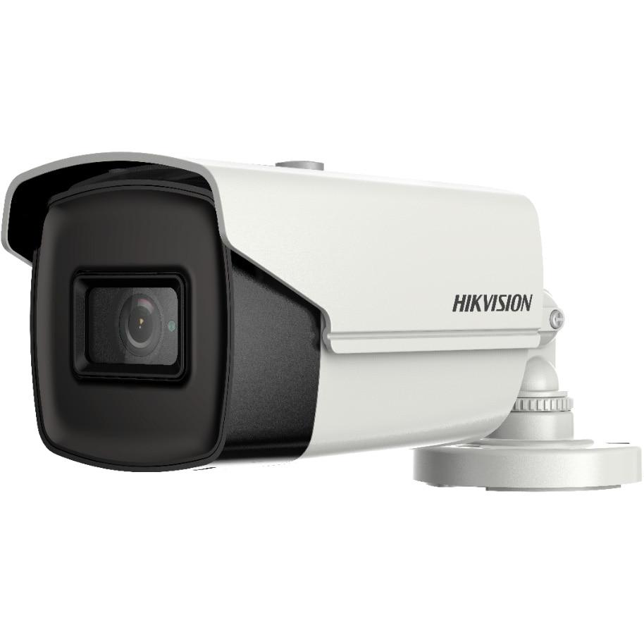 Fotografie Camera de supraveghere Hikvision Turbo HD Bullet DS- 2CE16U1T-IT5F (3.6mm), HD 8.3MP, IR 80m, DNR, CMOS