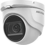 Камера за наблюдение Turret Turbo HD Hikvision DS-2CE76H0T-ITMFS 2.8 мм, 5MP, IR 30M, AoC, Микрофон