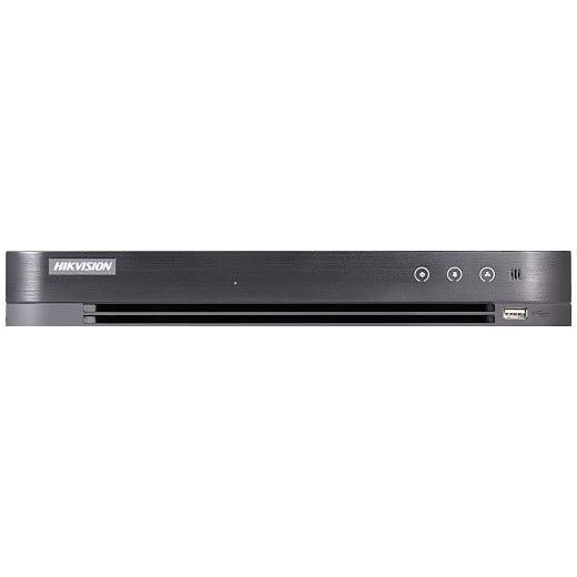 Fotografie DVR Hikvision IDS-7208HQHI-K1/4S Turbo HD 8 Canale 4MP AcuSense
