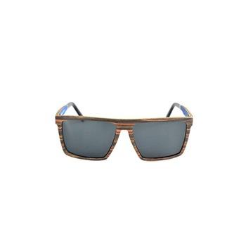 Wood4U Gibson uniszex napszemüveg