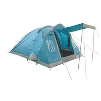 Highlander 4 fős turisztikai sátor Elm 4 Kék