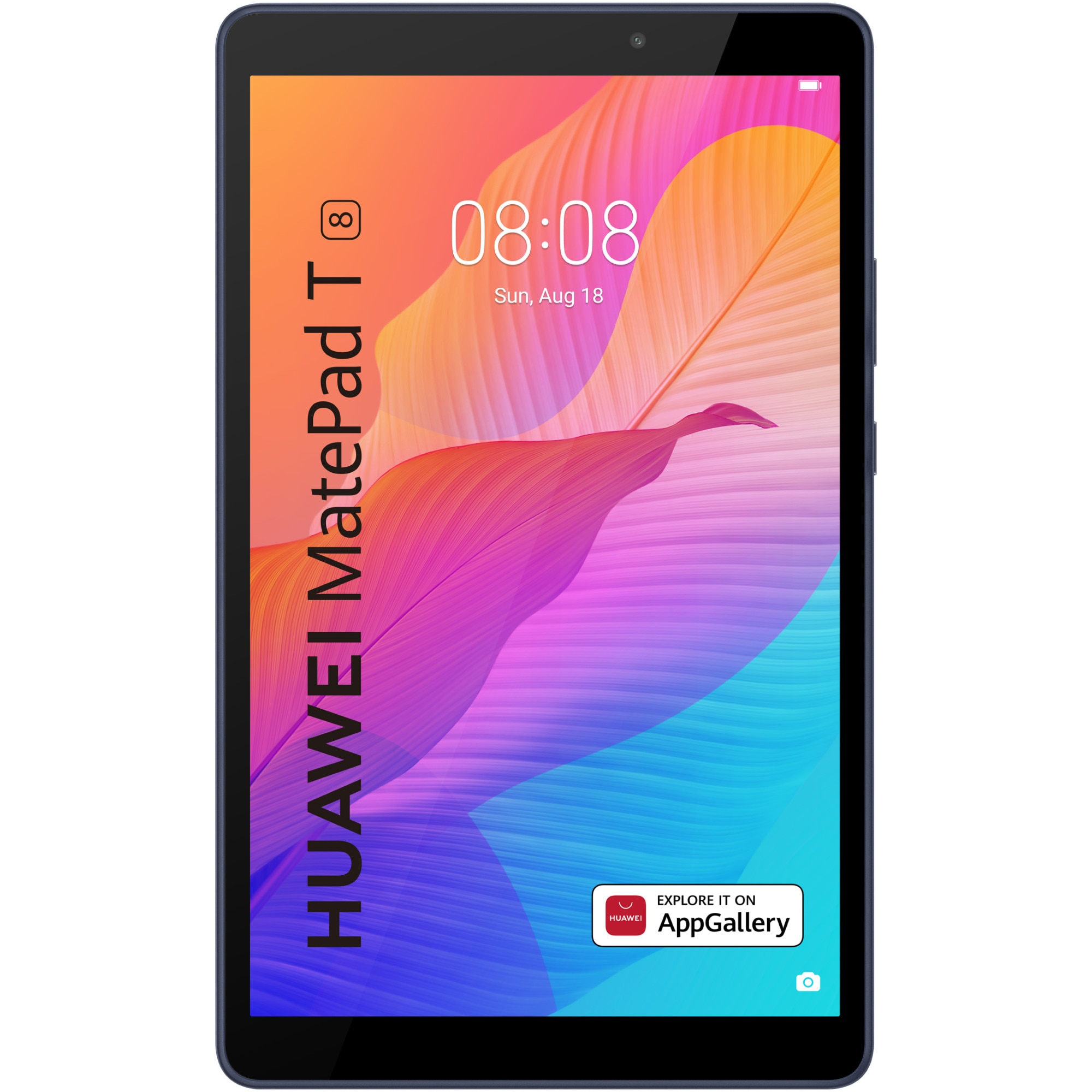 "Fotografie Tableta Huawei MatePad T8, Octa-Core, 8"", 2GB RAM, 32GB, 4G, Deepsea Blue"