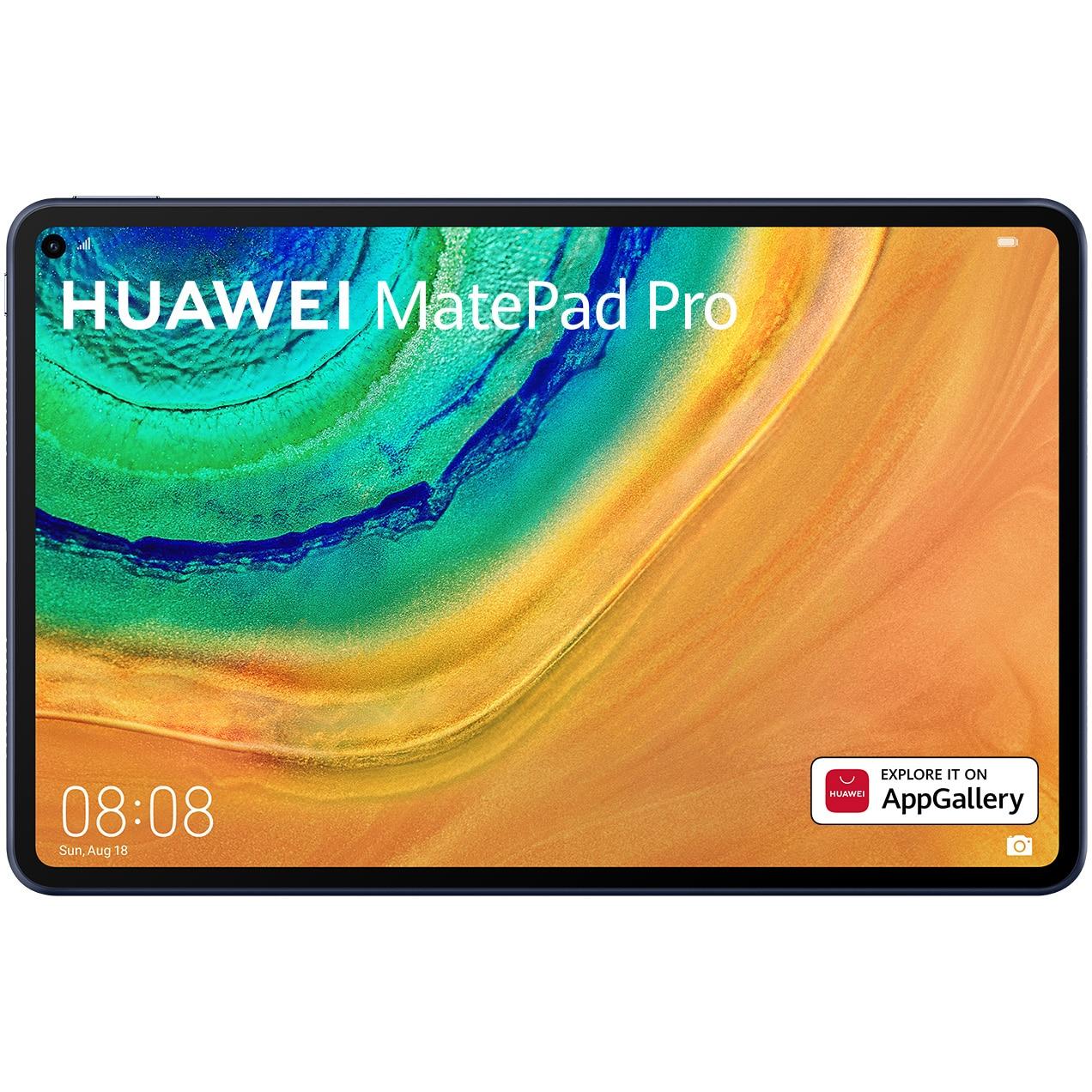 "Fotografie Tableta Huawei MatePad Pro, Octa-Core, 10.8"", 6GB RAM, 128GB, 4G, Gray"