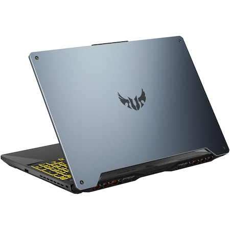 "Лаптоп Gaming ASUS TUF A15 FA506IV, 15.6"", AMD Ryzen™ 7 4800H, RAM 8GB, SSD 512GB, HDD 1TB, NVIDIA® GeForce RTX™ 2060 6GB, Free DOS, Fortress Gray"