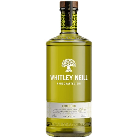 Gin Whitley Neill Quince, 43%, 0.7l
