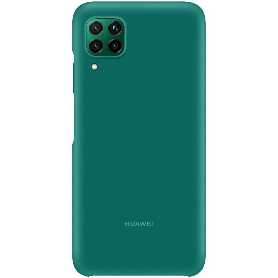 Fotografie Husa de protectie Huawei PC pentru P40 Lite, Emerald Green