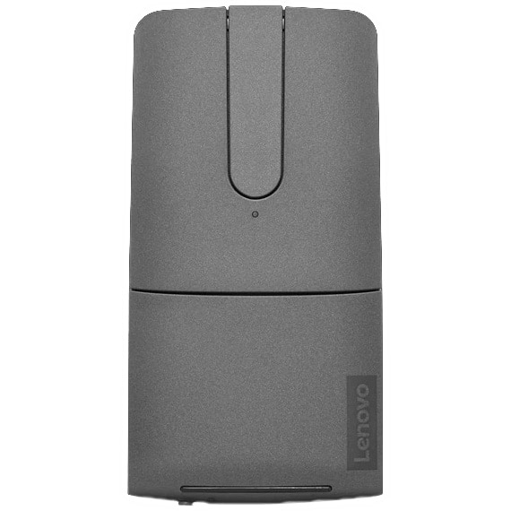 Fotografie Mouse wireless Lenovo Yoga cu presenter laser, Iron Grey