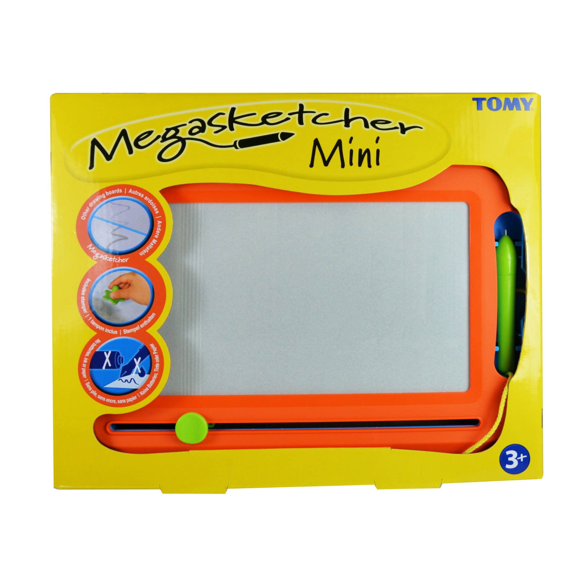 Fotografie Tablita magnetica Tomy - Megasketcher Mini