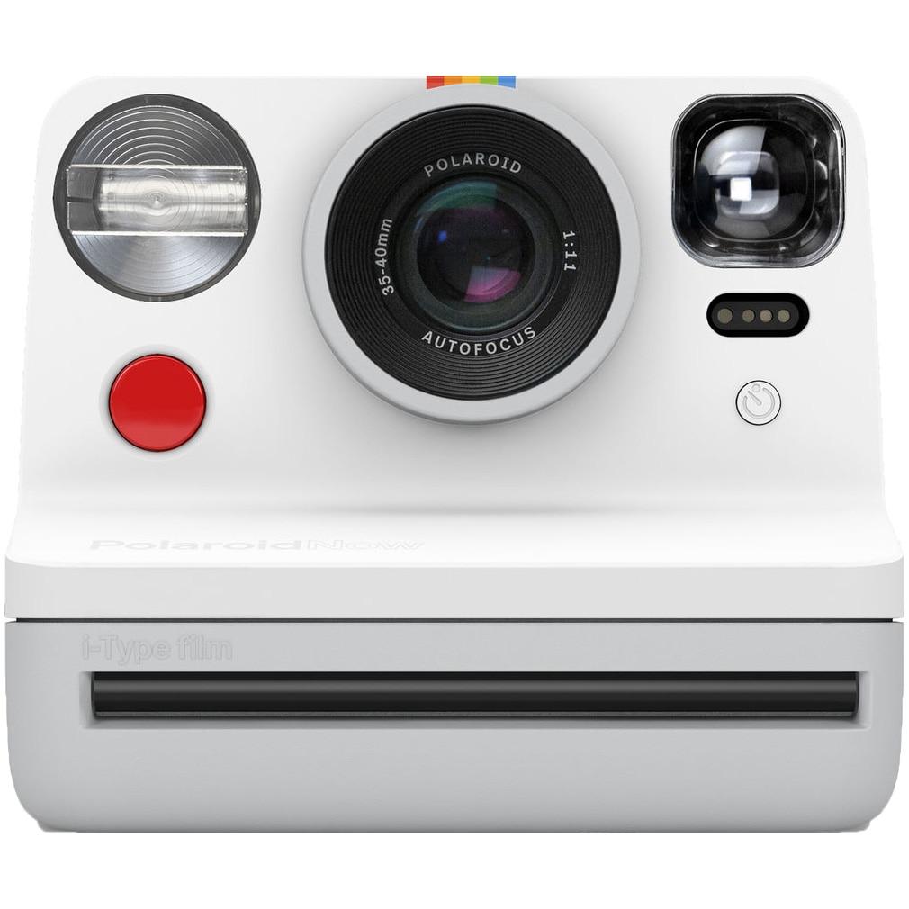 Fotografie Camera Foto Instant Polaroid Now, I-Type, Alb