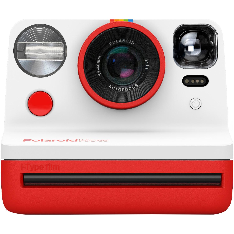 Fotografie Camera Foto Instant Polaroid Now, I-Type, Rosu