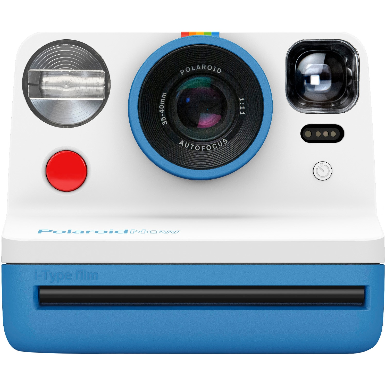 Fotografie Camera Foto Instant Polaroid Now, I-Type, Albastru