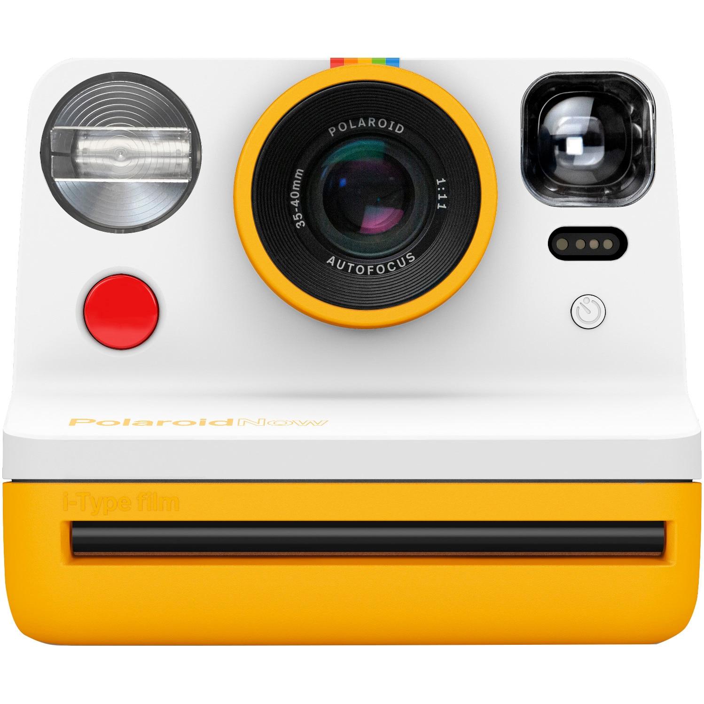 Fotografie Camera Foto Instant Polaroid Now, I-Type, Galben
