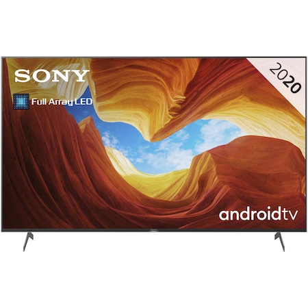"Телевизор Sony 65XH9096, 65"" (163.9 см), Smart Android, 4K Ultra HD, LED"