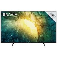 Sony KD65X7055BAEP Smart LED Televízió, 164 cm, 4K Ultra HD