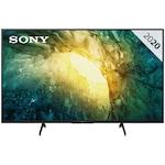 """Телевизор Sony 65X7055, 65"""" (163.9 см), Smart, 4K Ultra HD, LED"""