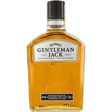 Whiskey Jack Daniel'S Gentleman Jack, 40%, 0.7l