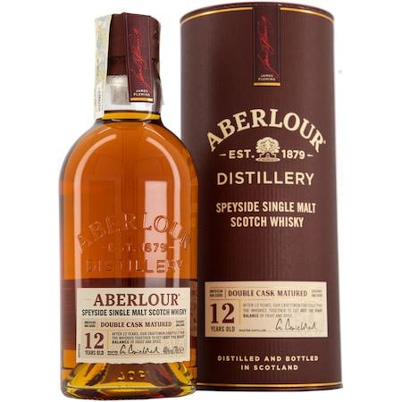 Whisky Aberlour 12YO, Single Malt 40%, 0.7l