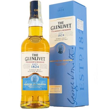 Whisky Glenlivet Founders Reserve, Single Malt 40%, 0.7l