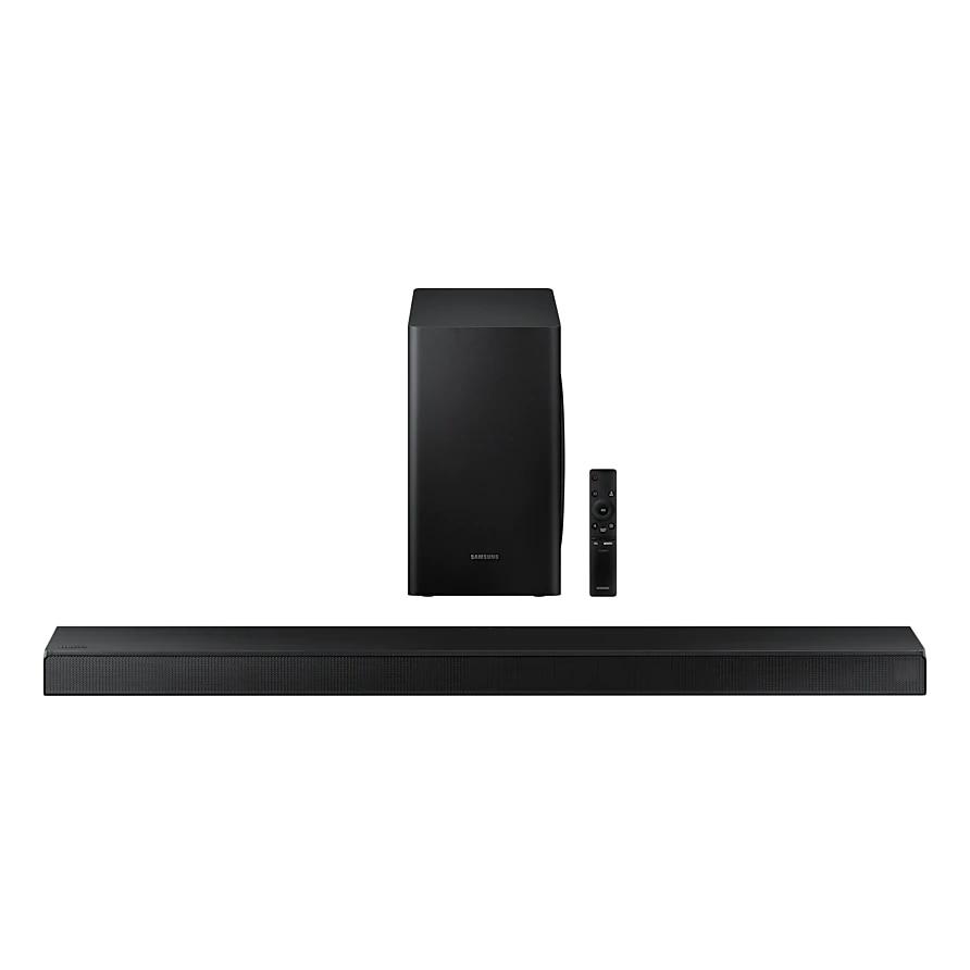 Fotografie Soundbar Samsung HW-T650, 3.1 Canale, 340W, Wireless Subwoofer, Bluetooth Multi Connection