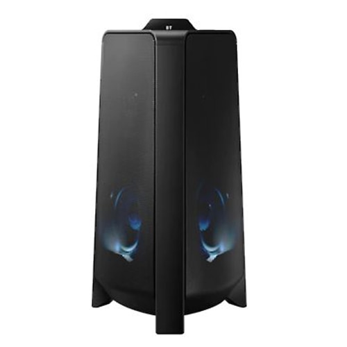 Fotografie Sistem audio Samsung MX-T50, 500W, Dynamic Bass, Bi-Directional Sound, Bluetooth Multi-Play, Karaoke Mode, DJ Effects, USB, Party Lights, negru
