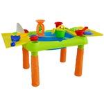 Masuta de joaca pentru apa si nisip M-Toys, 7 accesorii