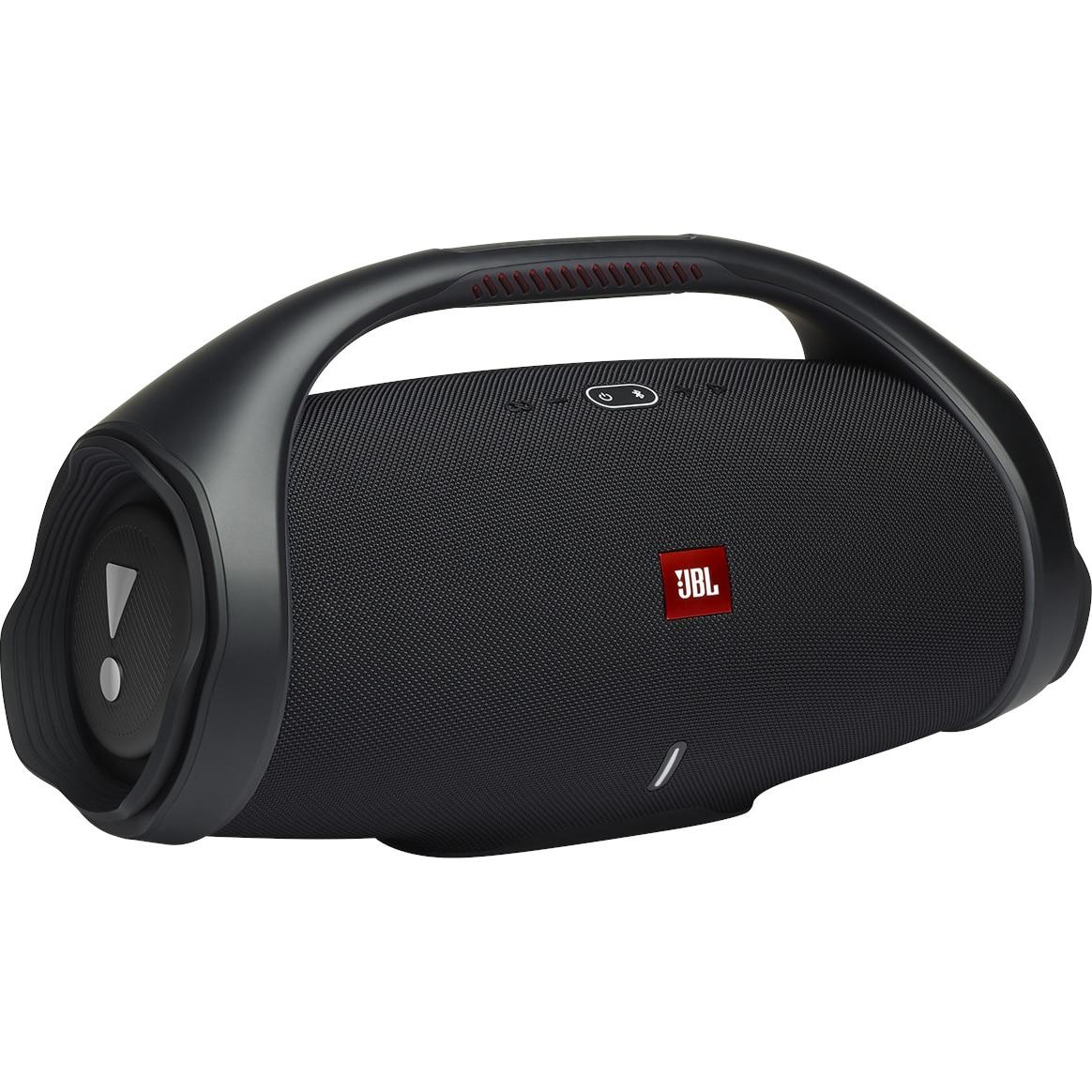 Fotografie Boxa portabila JBL Boombox 2, Bluetooth, Redare 24H, Rezistenta la apa IPX7, Partyboost, Powerbank, Negru
