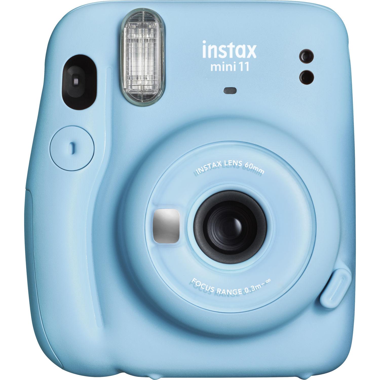 Fotografie Camera foto instant Fujifilm Instax Mini 11, Sky Blue