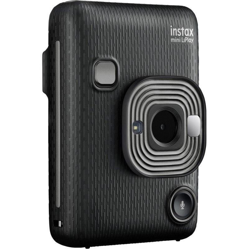Fotografie Camera foto instant Fujifilm Instax mini Liplay, Dark Grey