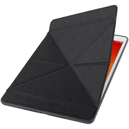 Husa de protectie Moshi VersaCover pentru iPad 7th gen, Metro Black