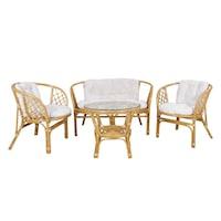 set perne mobilier gradina