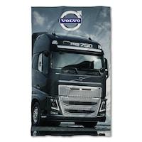 Плажна кърпа 3 Digital Limited с дигитален печат, Волво камион, Volvo truck 140x70cm