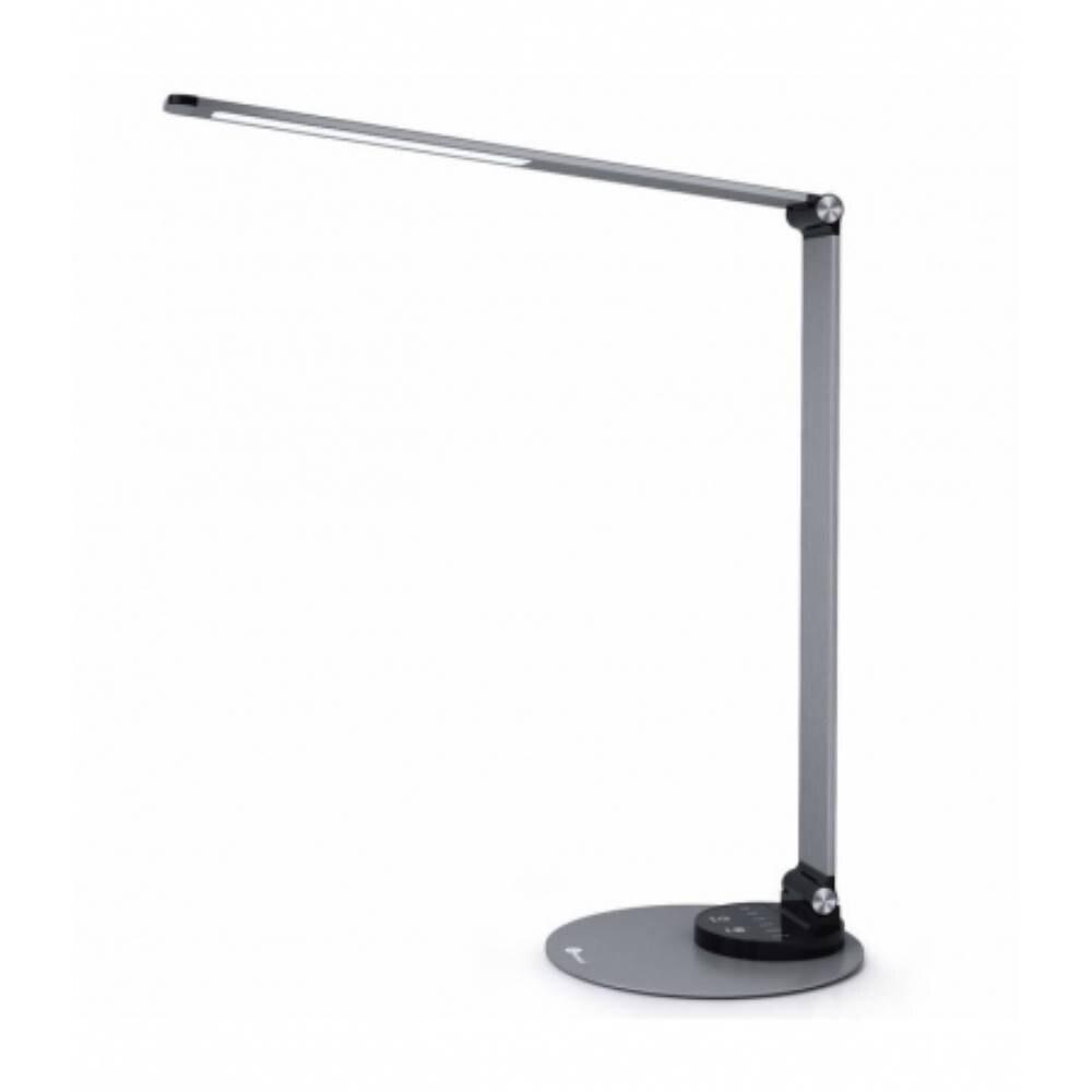 Fotografie Lampa LED de birou TaoTronics TT-DL066, control touch, 3 moduri lumina, USB, 10W, 400lm, Negru