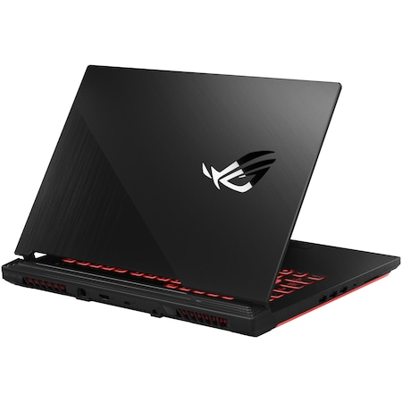 "Лаптоп Gaming ASUS ROG Strix G15 G512LI, 15.6"", Intel® Core™ i5-10300H, RAM 8GB, SSD 512GB, NVIDIA® GeForce® GTX 1650 Ti 4GB, Free DOS, Black"