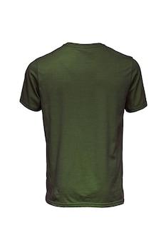 Fundango, Normál fazonú feliratos és logós póló, Katonai zöld