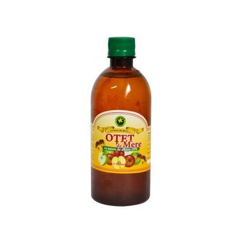 proprietati otet de mere cu miere