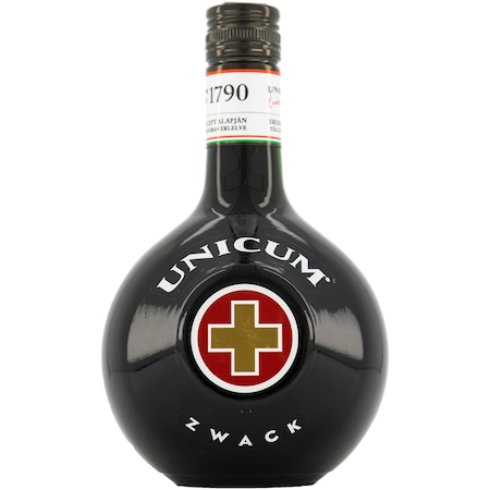 Lichior UNICUM BITTER ZWACK 40%, 0.7L