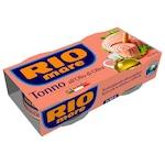 Ton in ulei masline Rio Mare 2x160g, 320g