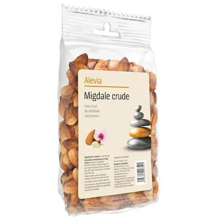 Migdale crude Alevia 250 g