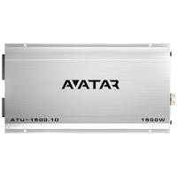 Autó hangerősítő Avatar ATU 1500.1D, 1 csatorna, 1500W
