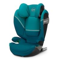 Стол за кола Cybex Solution S I-Fix, River Blue, 15-36 кг