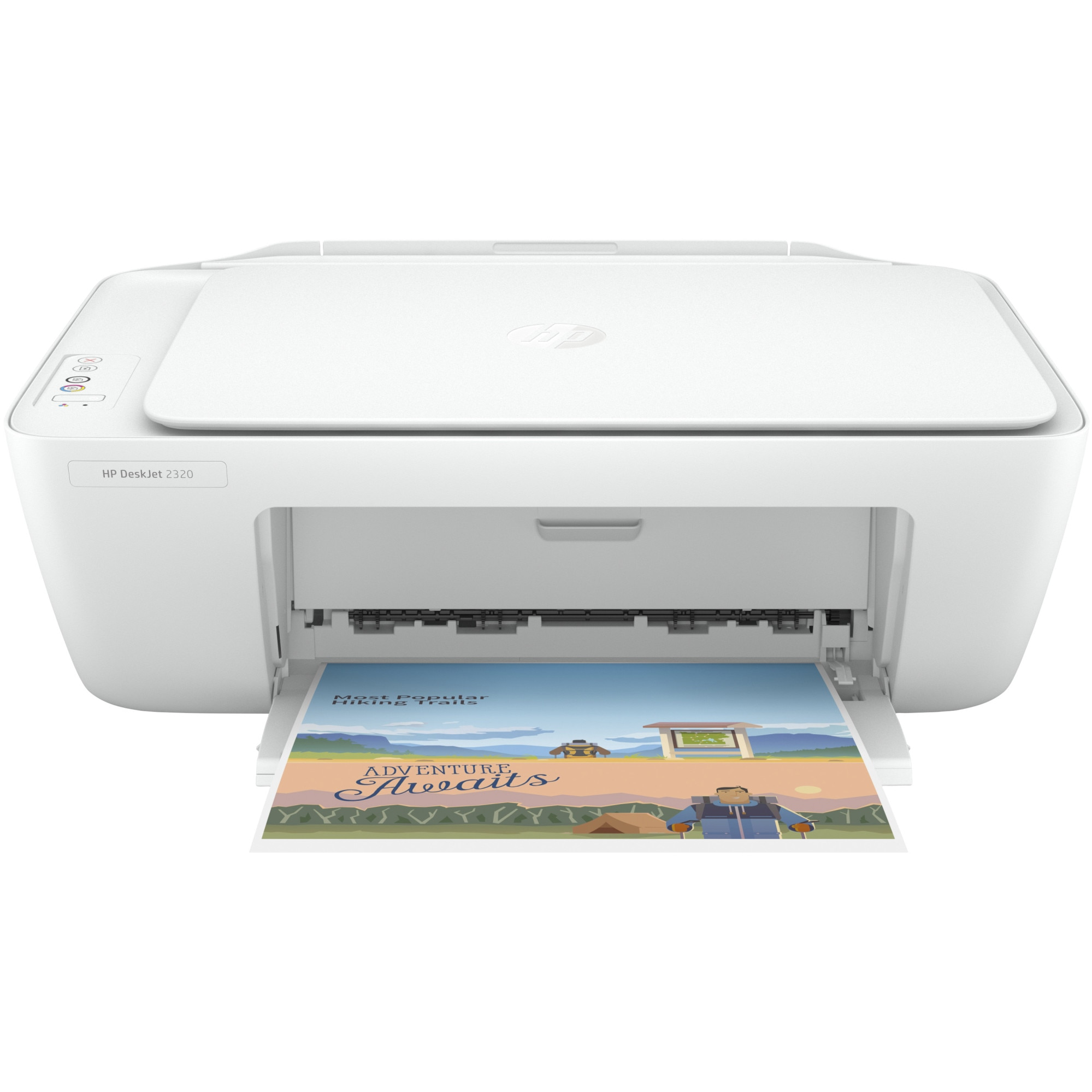 Fotografie Multifunctional inkjet color HP Deskjet 2320 All-in-One, A4