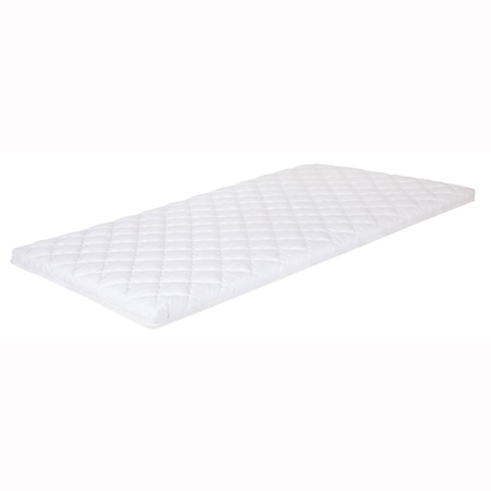 Topper TED Harmony, husa antialergica, 120x200x4cm