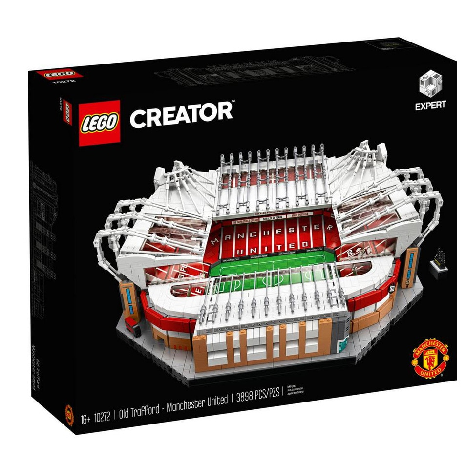 Fotografie LEGO Creator Expert - Old Trafford, Manchester United 10272, 3898 piese